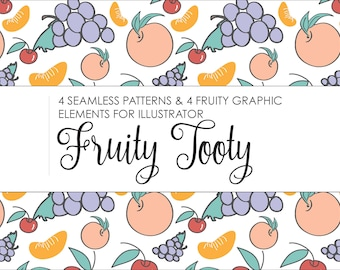 Fruity Tooty Pattern Collection