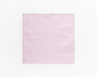 Gatsby Serviette - Pink
