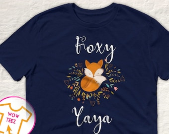 Customized Yaya Shirt Personalized Gift Gift for Yaya Mother's Day Gift Yaya Shirt Gift for Mom Yaya TShirt Mother's Day Mom Gifts
