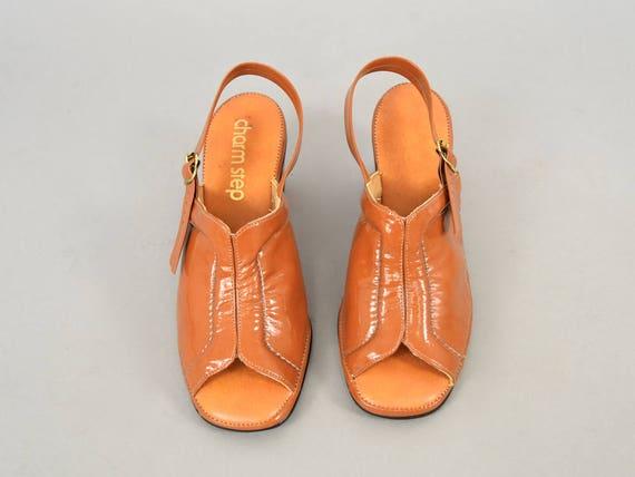 US Sandals Slingback Mod 60's 7 ZtqggH