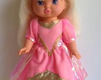 1992 Mattel LI'L MISS Magic Jewels Doll