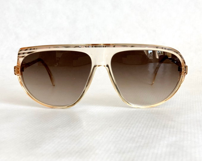 Cazal 161 Col 194 Vintage Sunglasses Made in West Germany New Old Stock