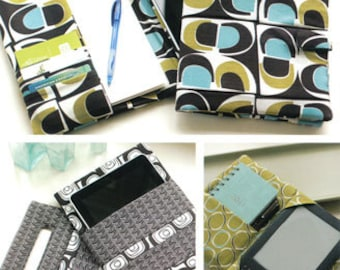 Tech Pocket and Portfolio Sewing Pattern from Indygo Junction by Amy Barickman