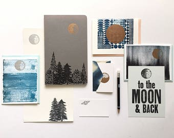 Adventure Writing Kit - Moon Edition 2