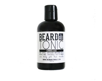 Lumberjack Beard Tonic - 4oz