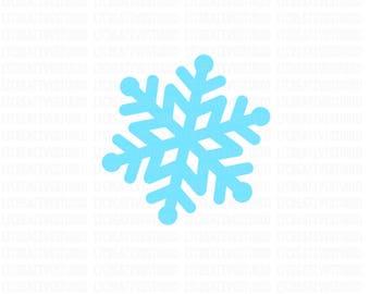Snowflake SVG, Christmas SVG, Silhouette Cut Files, Cricut Cut Files, Cristmas Snowflake SVG