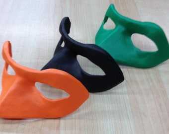 Foam Superhero Mask - Pointed Nose