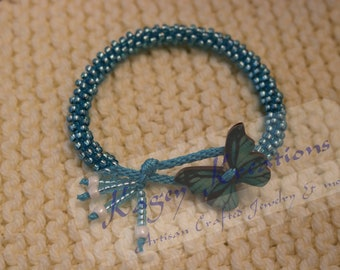 The Butterfly Collection - blue