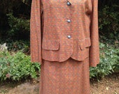 Vintage 1960s Jaeger Two-...