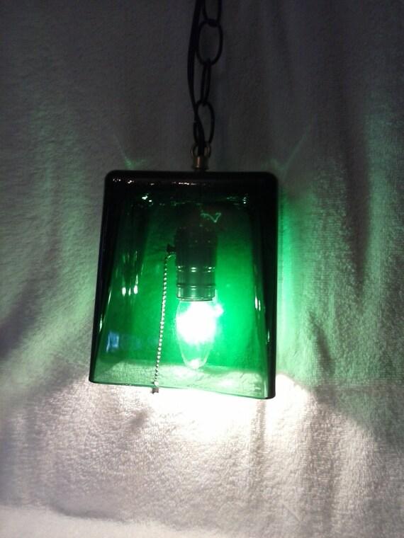 Green Vase Light