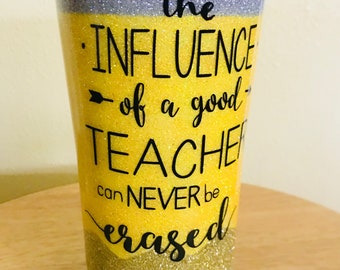 Made to order, custom 20oz pencil cup
