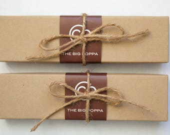 Gift Box! Put your BIG POPPA in a perfect little package.