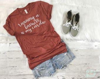 Lady Boss, Boss Shirt, Lady Boss Shirt, Boss Gift, Running a Business, Mom Boss, Lady Shirt, Be a Boss, Shirts with Sayings, Women's Shirts