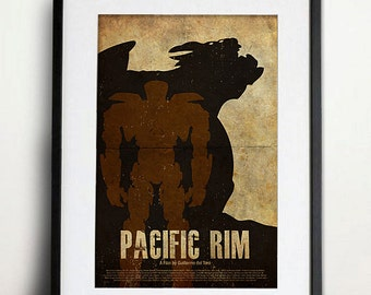 Pacific Rim Movie Print