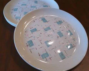 Heavenly Days plates Vernonware