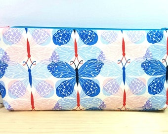 Essential Oil Case - 5 ml/15 ml - Travel Case - Butterflies - Aromatherapy case - Storage Bag