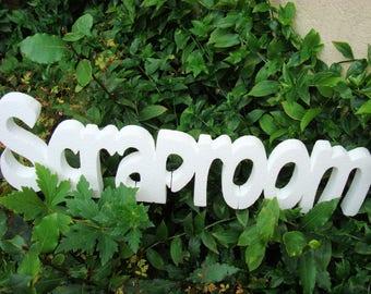 SCRAPROOM F00002 polystyrene