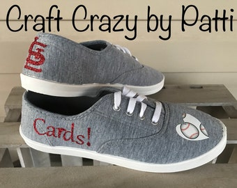 Canvas Cardinal Shoes