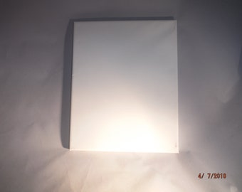 8 X 10 Blank Canvas -- KCDestash