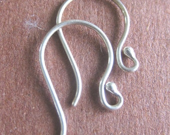 MS One Dot Earwires 6 pr 12 pieces Bali Sterling Silver Fair Trade