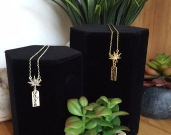 Tokejotti- Believe in Medicinal Magic Necklace