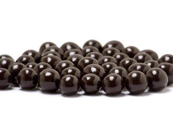 European Coffee Cordials (Coffee Filled Chocolate Balls)