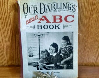 Our Darlings' Bible ABC Book 1934