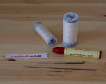 Starter-Kit für Puppenmacherinnen