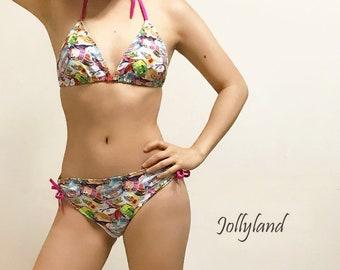 handmade bikini