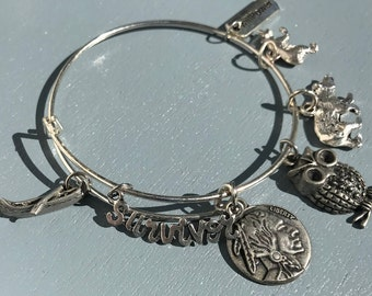 American Indian Bangle, themed for our Indians
