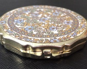 1950's Powder Compact with mirror