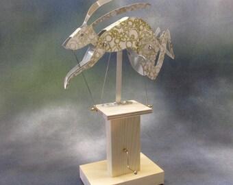 March Hare Automata