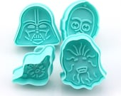 3D Star Wars cookie cutte...