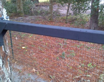 EZ Hanger portable tree limb for garden and landscape