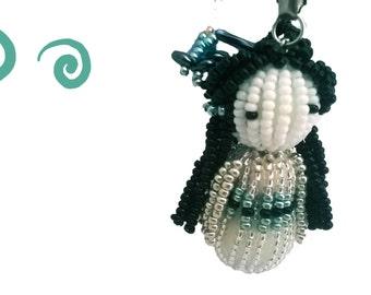 Yuki  Onna  keychain