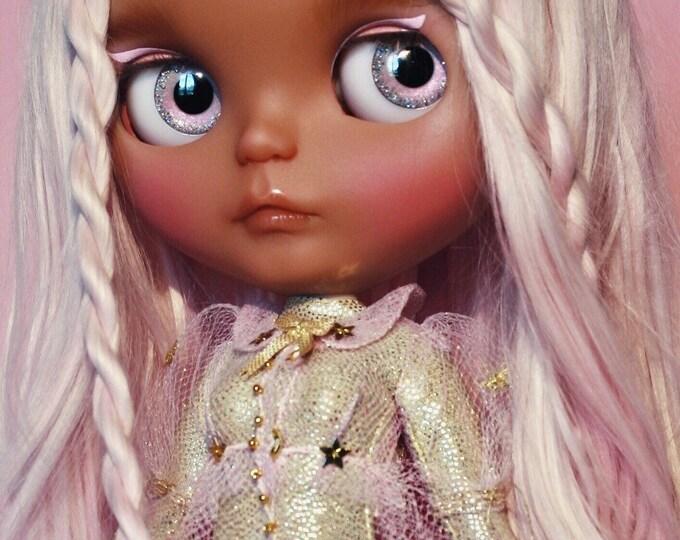 G.Baby Lounging Linda OOAK Custom Blythe Doll – Déjà Vu