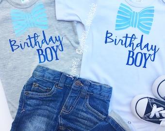 Boy Birthday Shirt