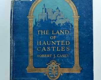 1921 The Land Of Haunted Castles