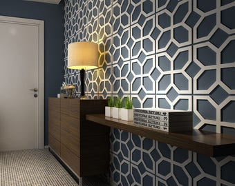 Great Flowers   3D Wall Panels   Panele 3D   Wall Paneling   Decorative Wall  Panels