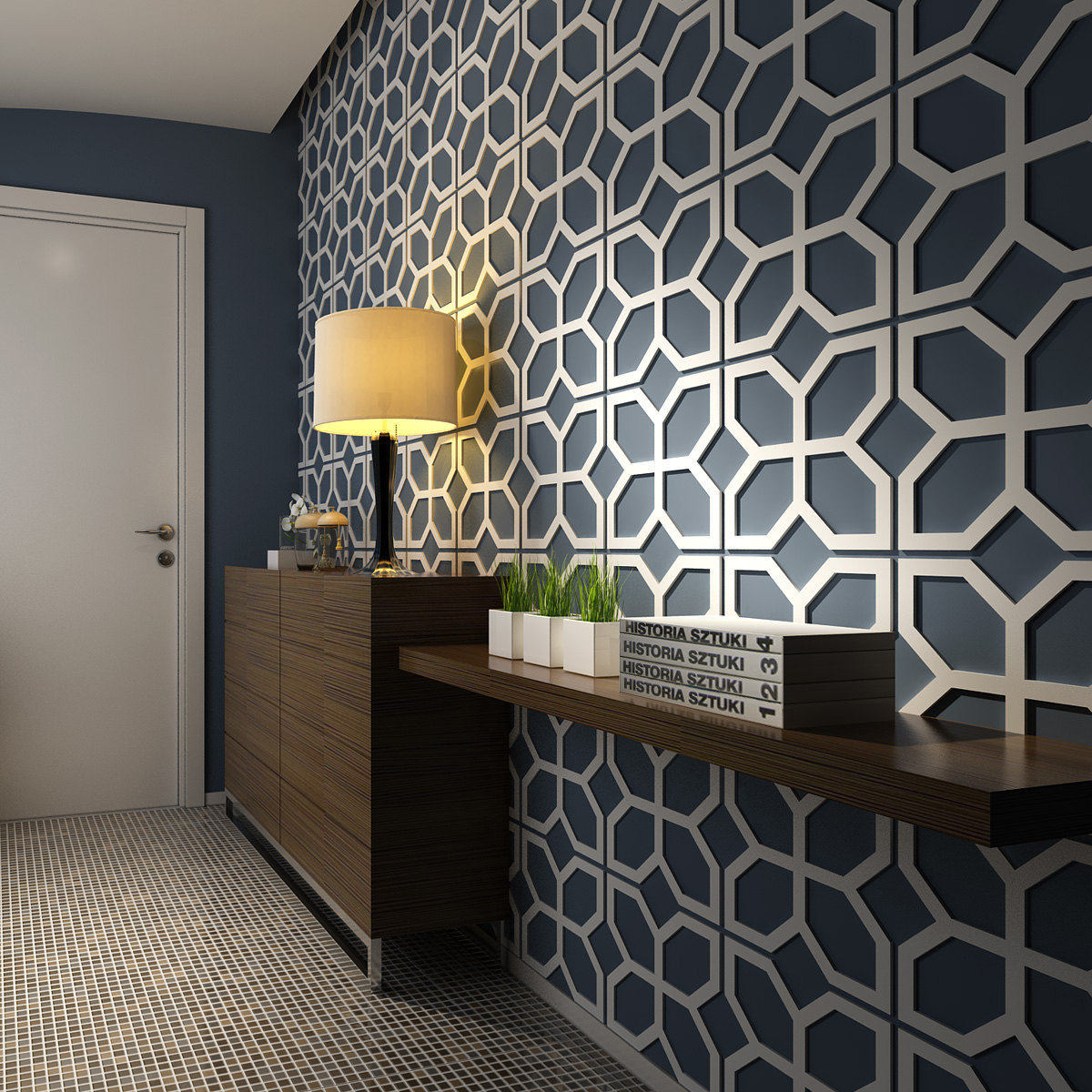 Genial Flowers   3D Wall Panels   Panele 3D   Wall Paneling   Decorative Wall  Panels