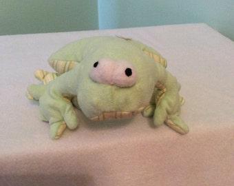 Green Bumpy Froggy