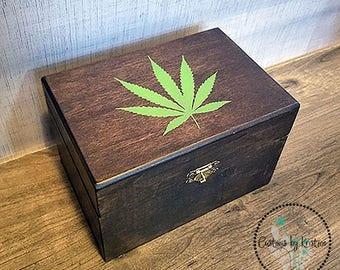 Weed Box Etsy