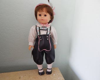 SALE - Gotz-Puppen Hans Boy Doll