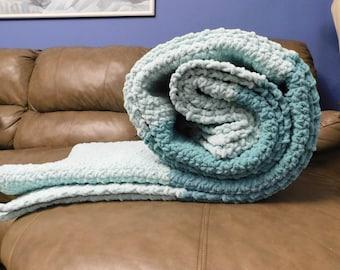 Twin Sized Crochet Blanket