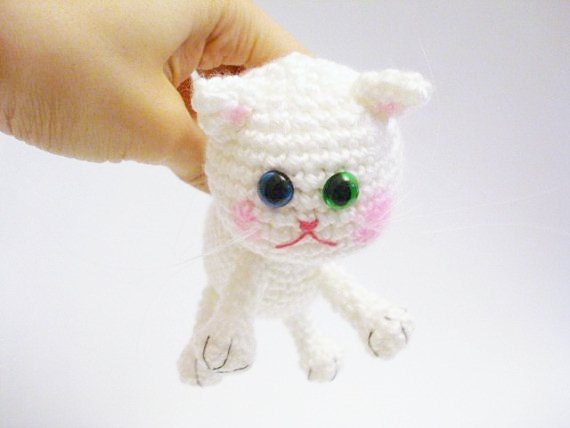 Amigurumi Kitten Patterns : Pattern tutorial amigurumi pattern amigurumi cat pattern