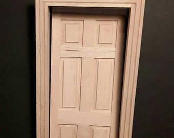 Dollhouse door