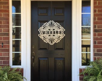 Awesome Front Door Decor | Etsy