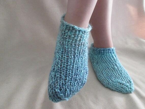 Easy Ankle Socks Knitting Pattern Footie Socks Pattern