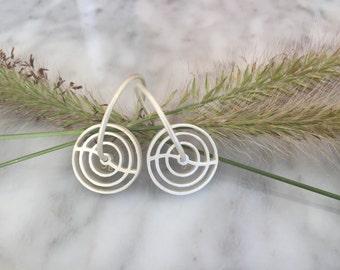 Walaay (campfire) Earrings