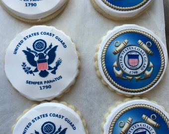 Military, First Repsonders, all custom cookies! (priced per dozen)